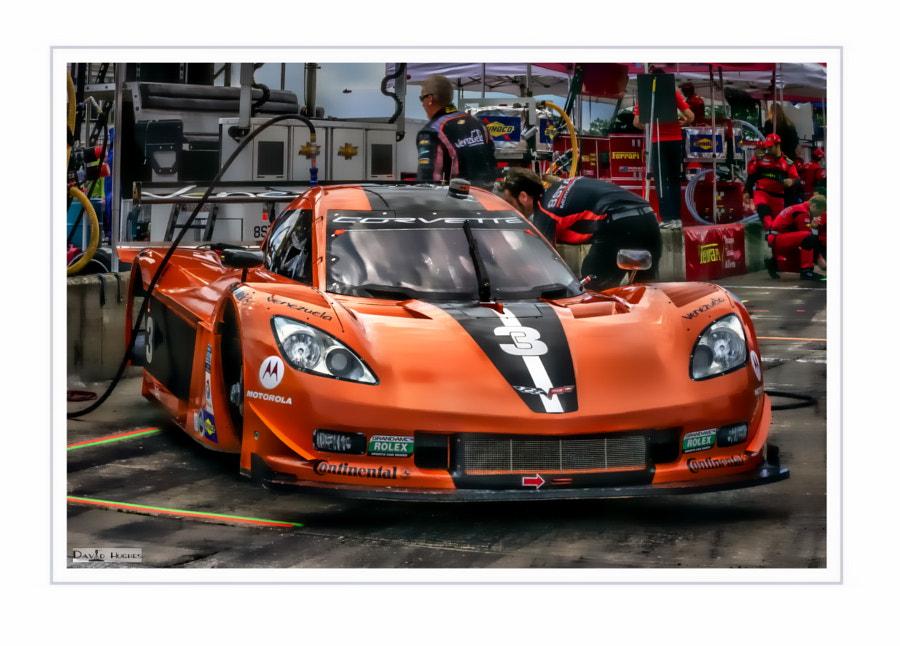 Sahlen's 6hrs Corvette DP-1