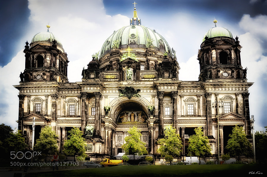 Photograph Berlin Cathedral by Viktor Korostynski on 500px