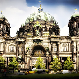 Berlin Cathedral by Viktor Korostynski (vikkor)) on 500px.com
