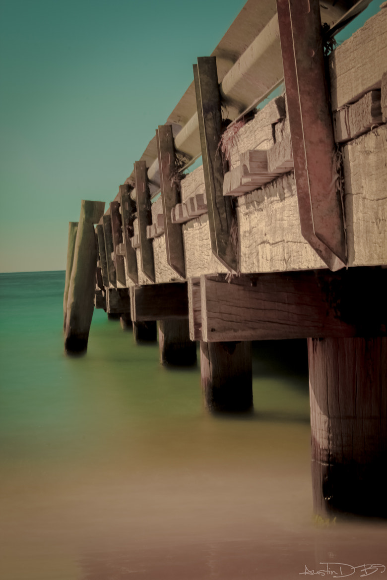 Photograph Busselton 'Mini' Jetty by Austin Russell on 500px