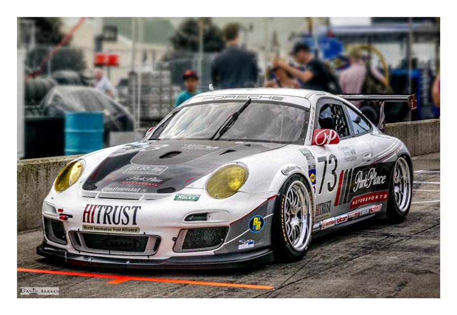 PPM / Horton Autosport Porsche GT3