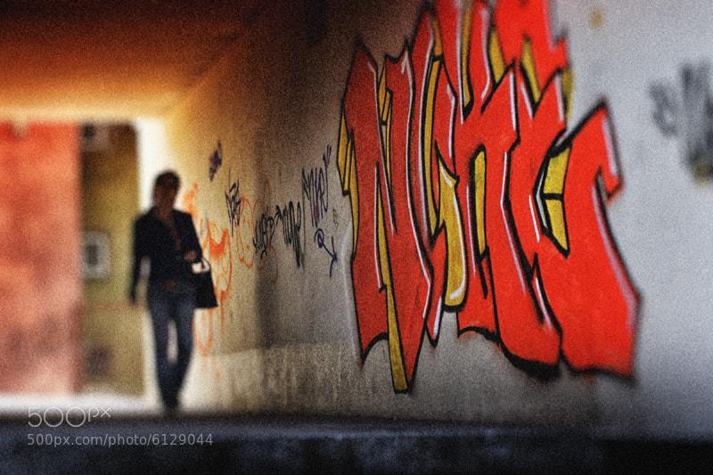 Photograph spring graffity by Vladimir Perfanov on 500px
