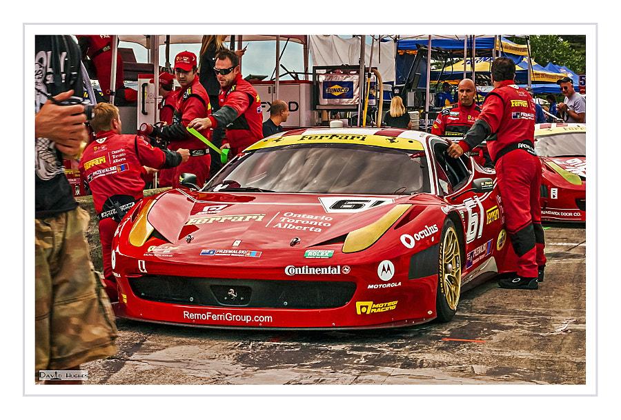 Ferrari of Ontario Ferrari 458