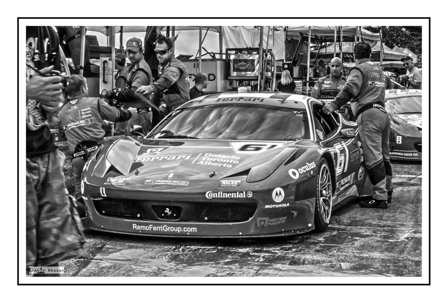 Ferrari of Ontario Ferrari 458-bw