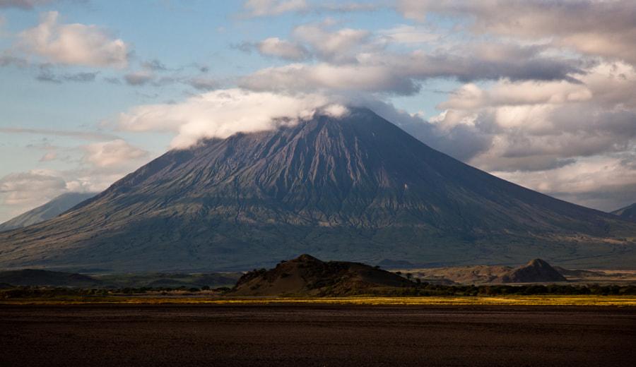Lengai volcano, Tanzania