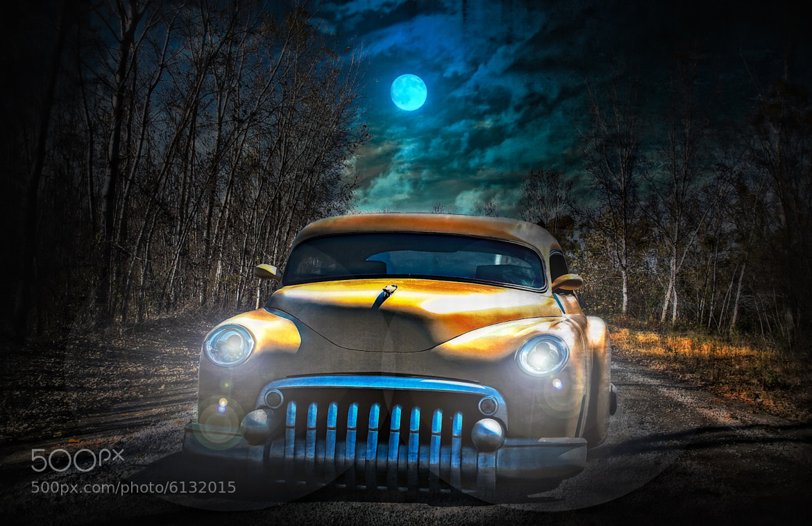 Photograph Bad Buick by Michael Colyer on 500px