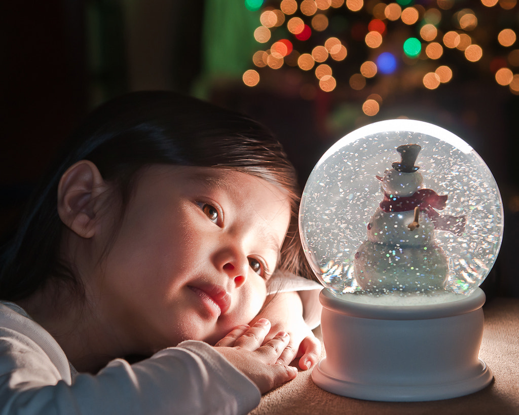 Photograph Snowglobe by An Ngo on 500px