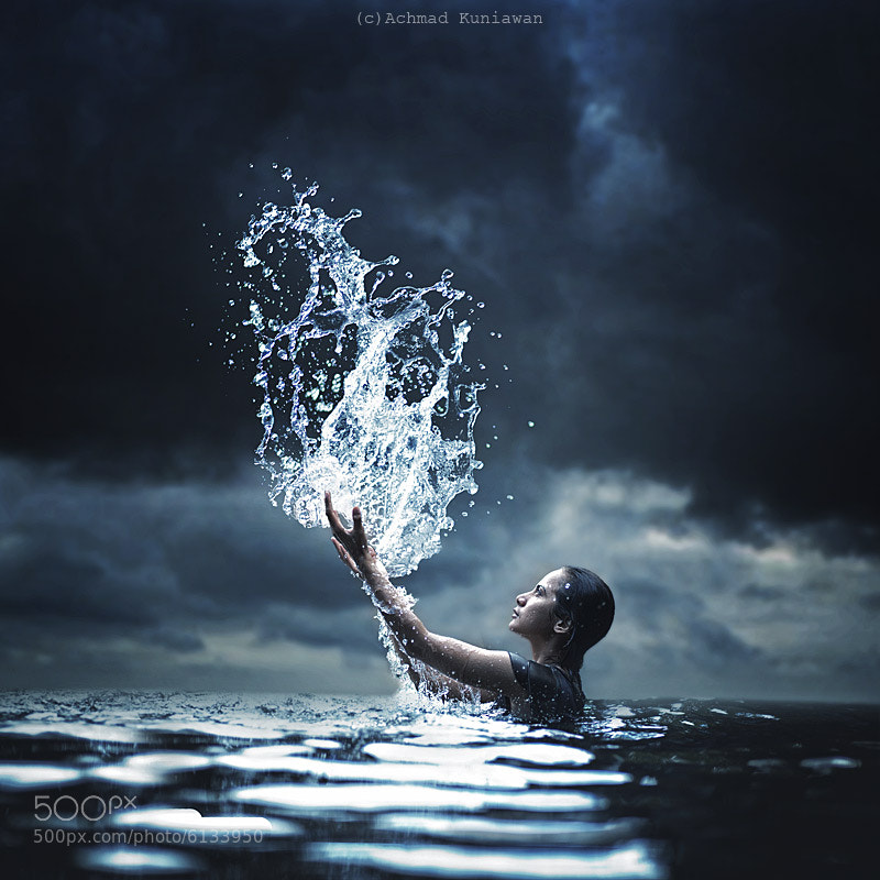 Photograph The Waterbender by Achmad Kurniawan on 500px