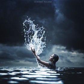 The Waterbender by Achmad Kurniawan (iwanachmad)) on 500px.com
