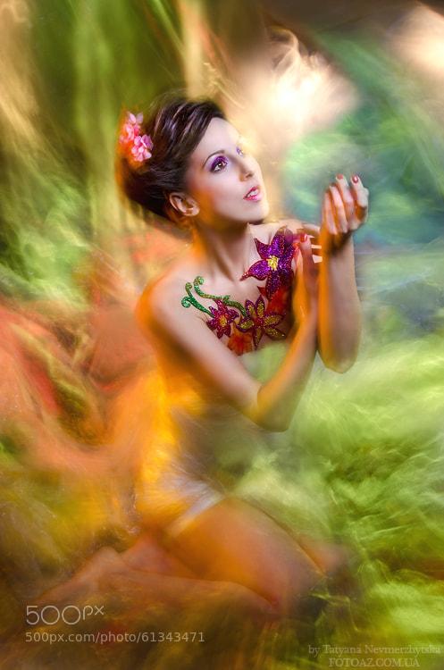 Photograph Magic light by Tatyana Nevmerzhytska on 500px