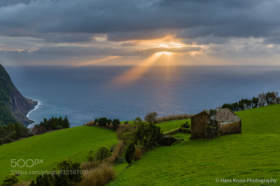 This photo was shot during a trip to Sao Miguel, Azores Islands in February 2014.
