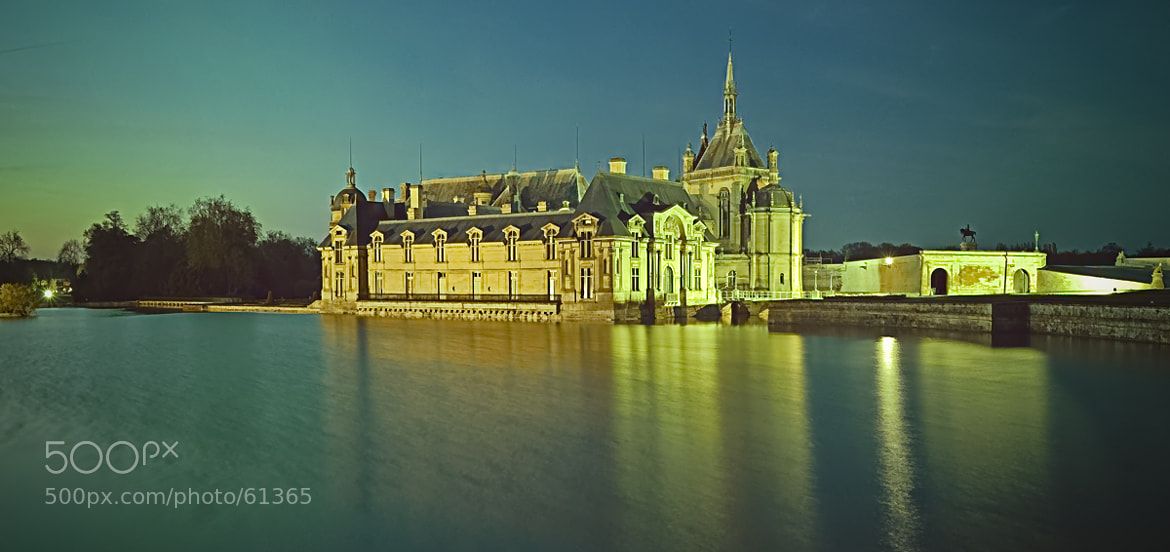 Photograph Chateau De Chantilly by Petro Hoshovskyy on 500px