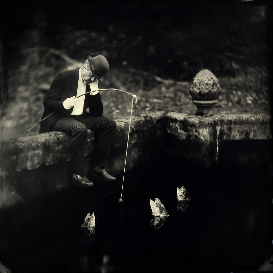 """Photograph """"Fisherman's friends...."""" by Alex  Timmermans on 500px"""
