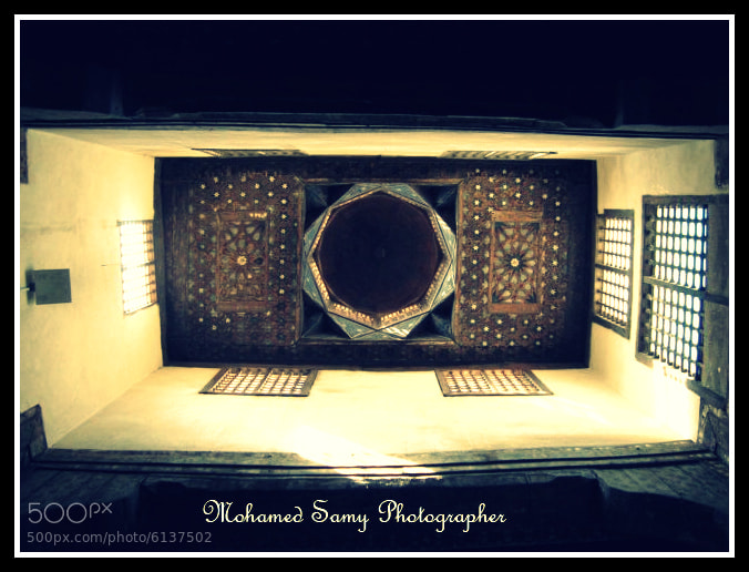 Photograph sehemy house by mohamed samy on 500px