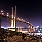 Постер, плакат: |QE2 Bridge