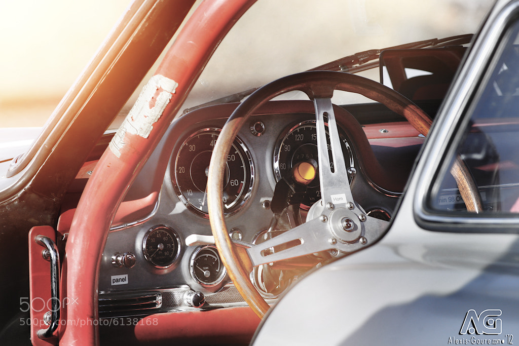 Photograph Mercedes 300 SL by Alexis Goure on 500px