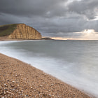 ������, ������: Stormy Sunrise at West Bay