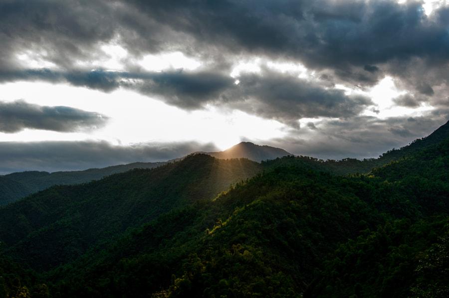 Los Andes, La Cordillera