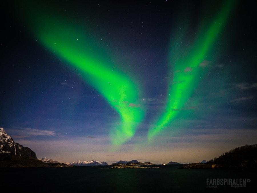 heavenspirit - aurora, norway (lofoten)