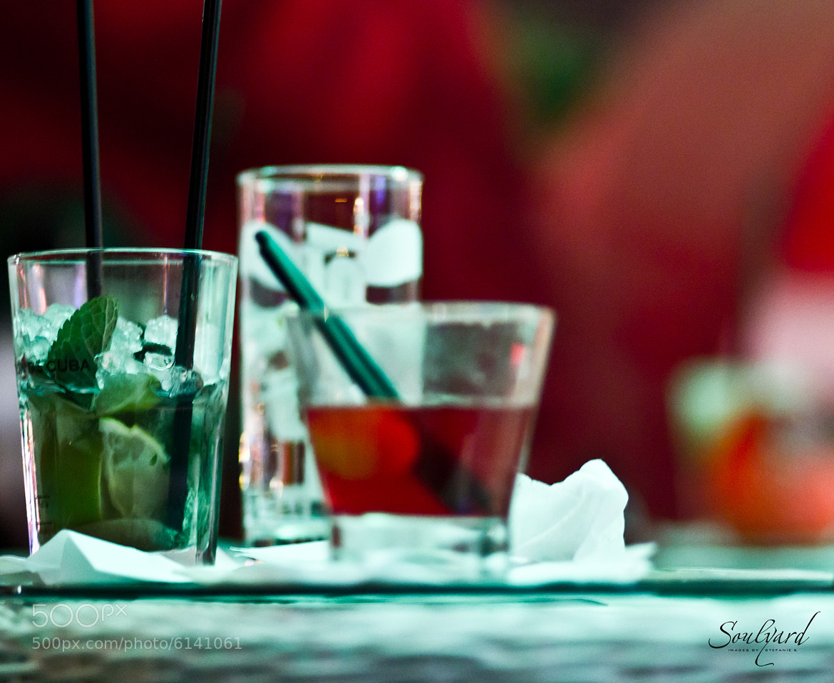 Photograph Drink something by Stefanie Seelhof on 500px