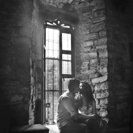 Dalia & Benjamin Xilitla Window Church México