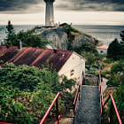 Постер, плакат: Point Atkinson Lighthouse