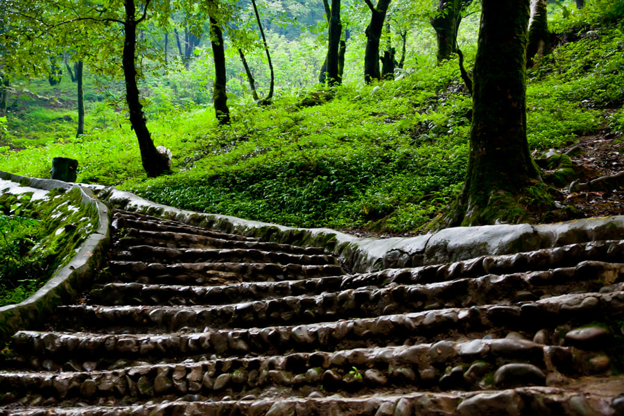 Photograph 1000 steps to the castle by Mohsen Seifi on 500px