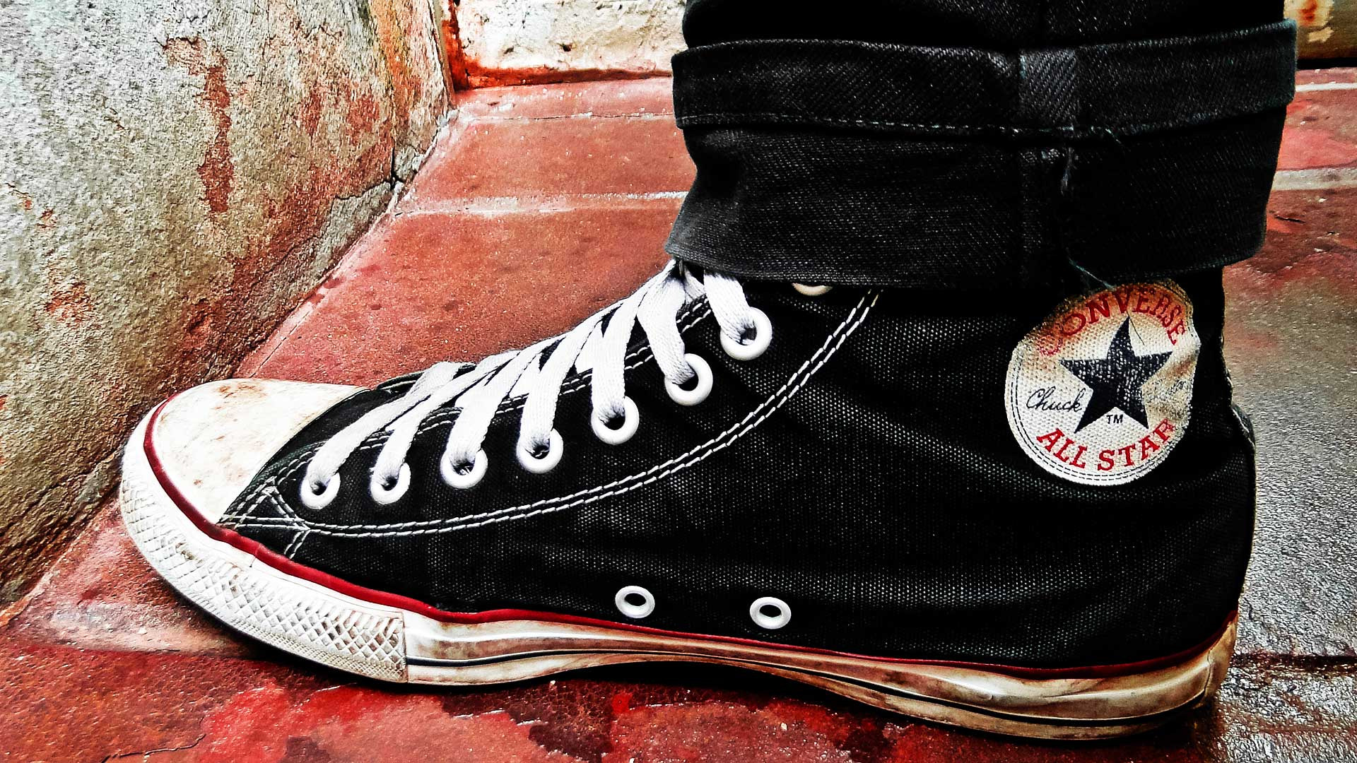 Photograph Another Converse Picture by Evandro Felippe on 500px