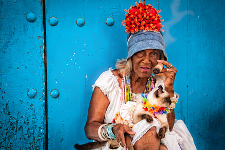 Santeroa in Havana by Klassy Goldberg on 500px