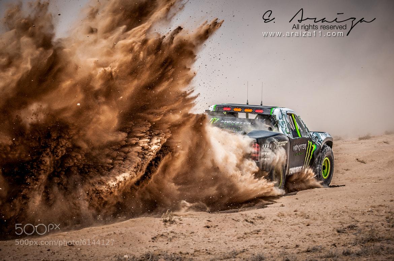 Photograph A dirtbath doesn't kill anybody by E. Araiza on 500px