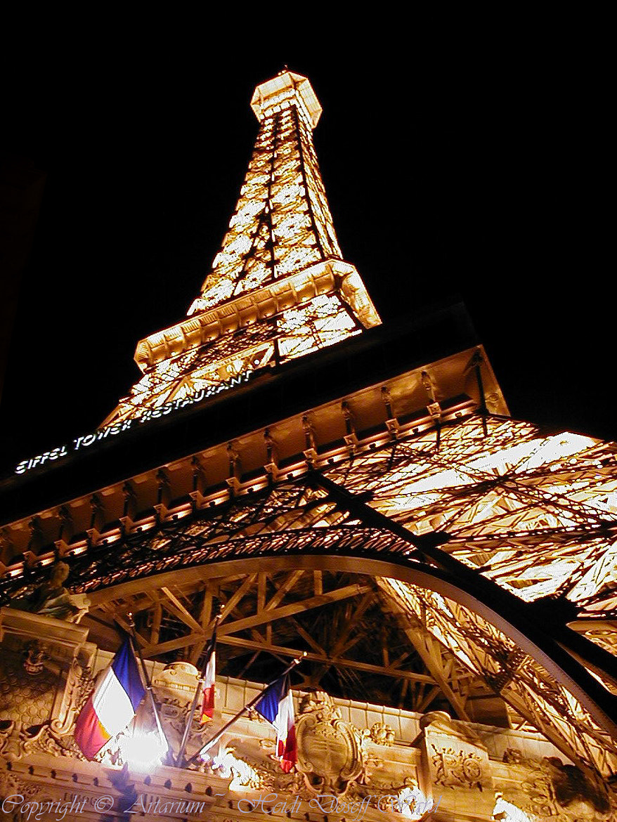 Photograph The other Eiffel Tower by Heidi Doseff Ward on 500px