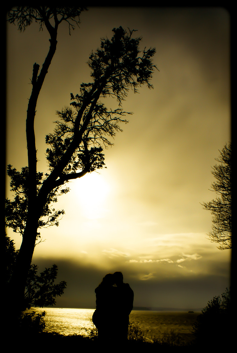 Photograph Love in silhouette  by Heidi Doseff Ward on 500px