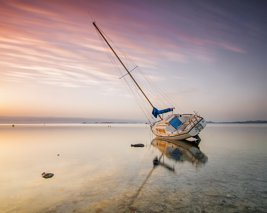 aground color