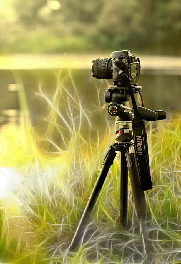Photograph My Old Nikon D70 by Ketut Manik on 500px