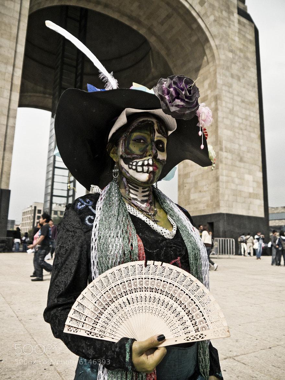 Photograph Catrina by Gustavo Mondragon on 500px