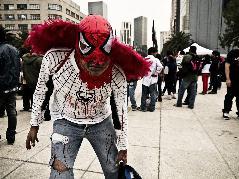 Photograph Spider Angel by Gustavo Mondragon on 500px