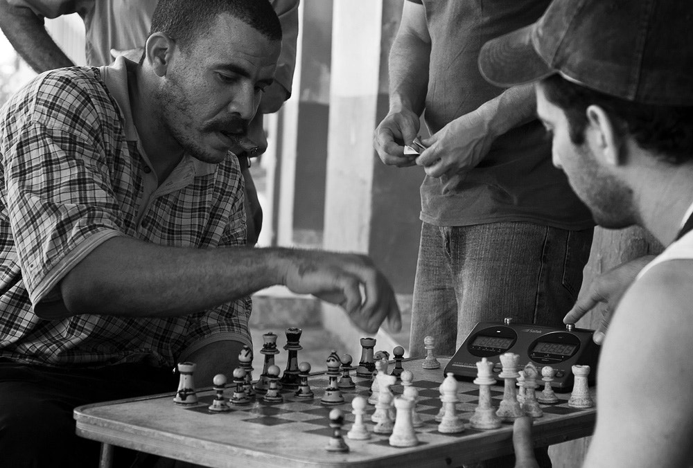 Photograph Street Chess by Tim Snell on 500px
