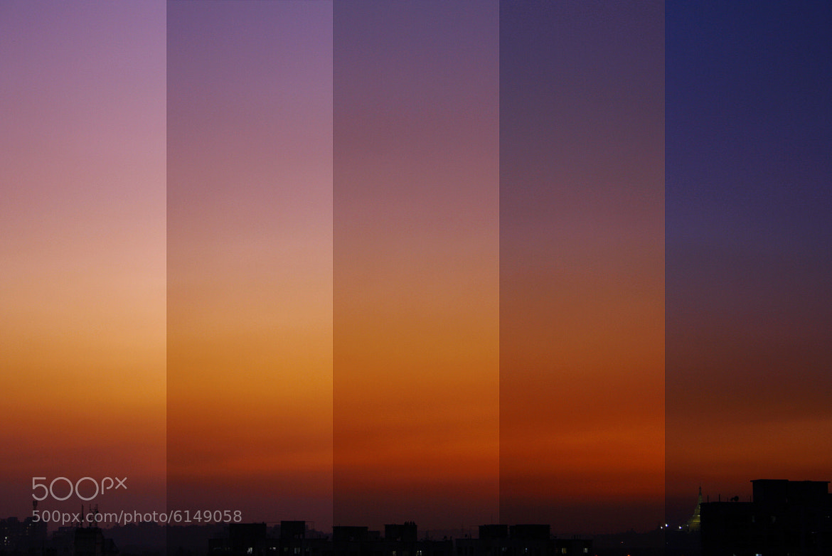 Photograph Phases of the Sunset. by Aman Deshmukh on 500px