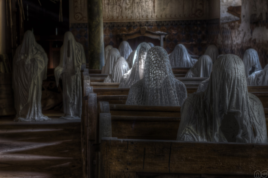Photograph the Ghosts by we are urbexery on 500px