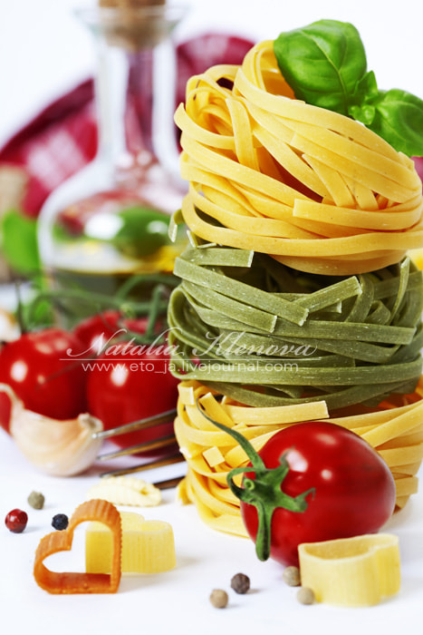 Photograph Italian Pasta by Natalia Klenova on 500px