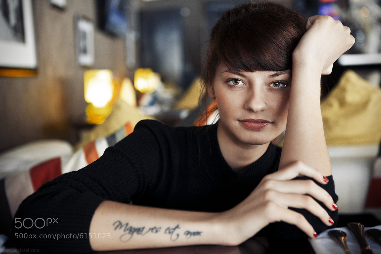 Photograph Tany by Alexander Nesterov on 500px