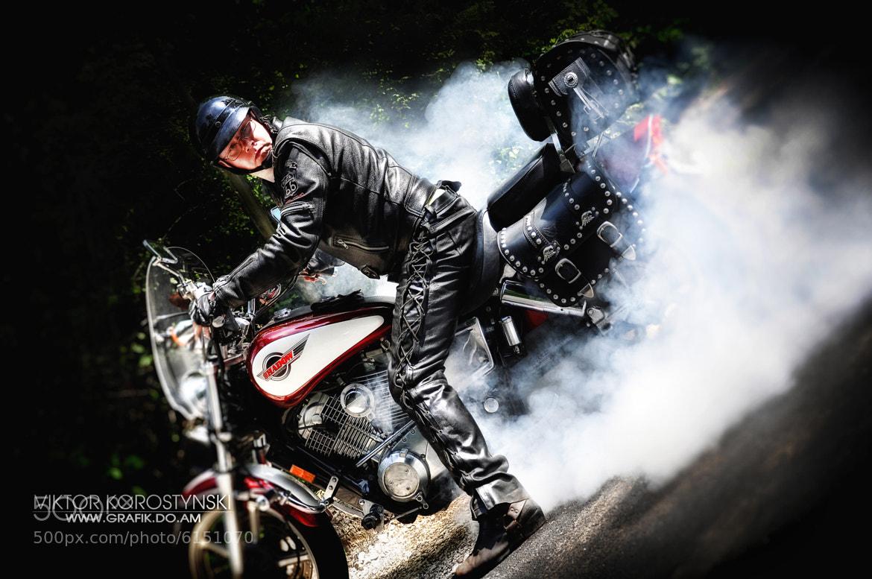 Photograph Biker. by Viktor Korostynski on 500px