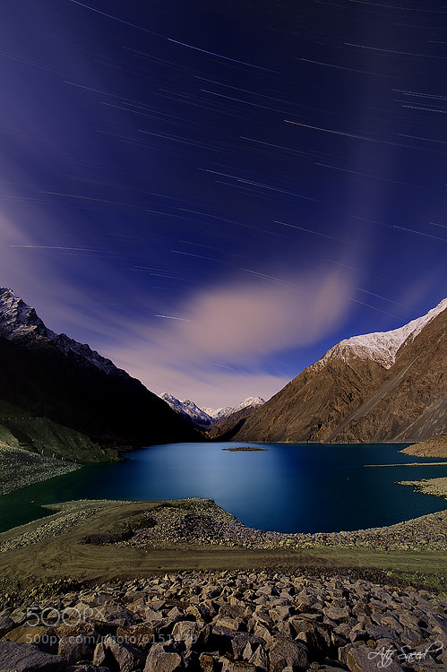 Photograph Satpara Dam2.. by Atif Saeed on 500px