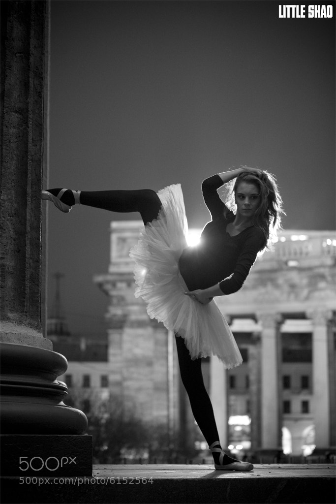 Photograph I'm a Fashion Ballet Dancer by Little Shao on 500px