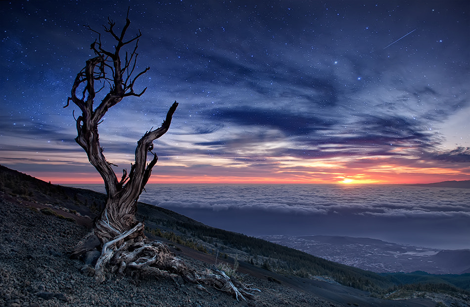 Photograph Beyond the sky by Andrea Auf dem Brinke on 500px