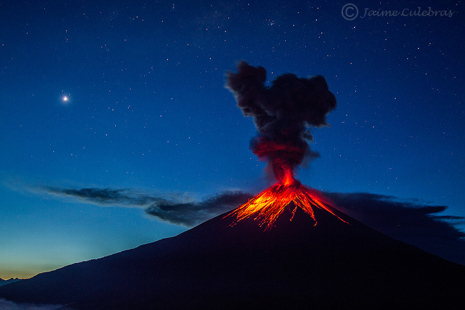 Photograph La mama Tungurahua by Jaime Culebras on 500px