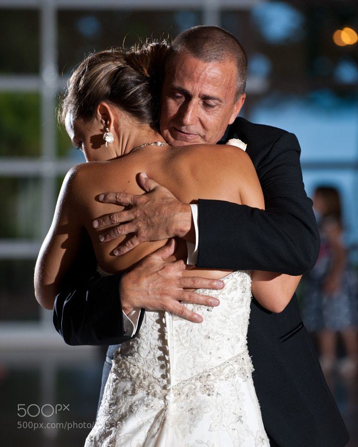 Photograph Father-daughter dance by Chris Newman on 500px