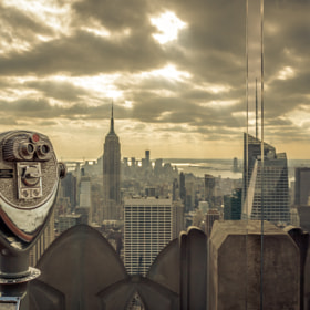 View on New York by Frank Hazebroek (fhazebroek)) on 500px.com