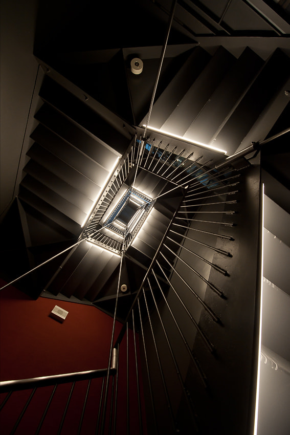 Photograph intersection spiral by Ryoma Aoki on 500px