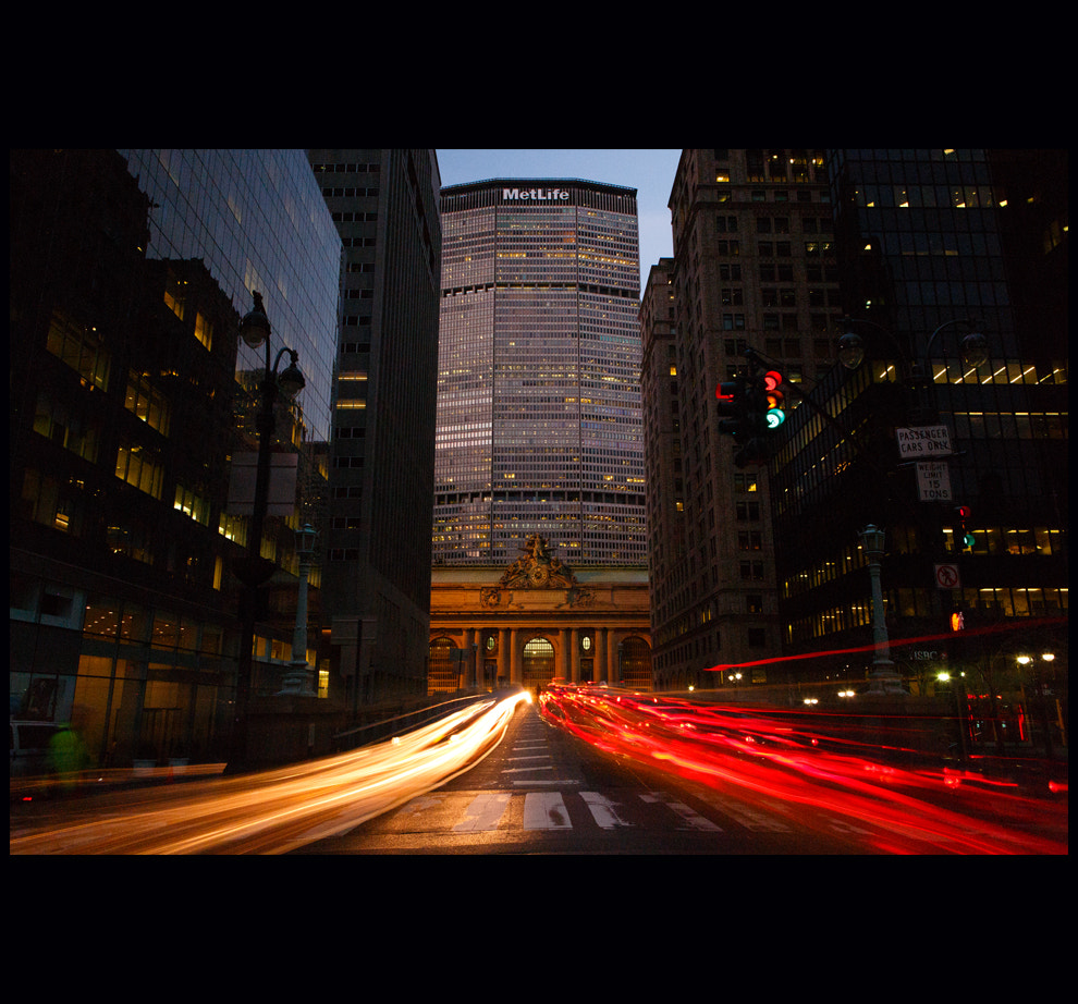 Photograph Terminal Rush by Brett Weinstein on 500px